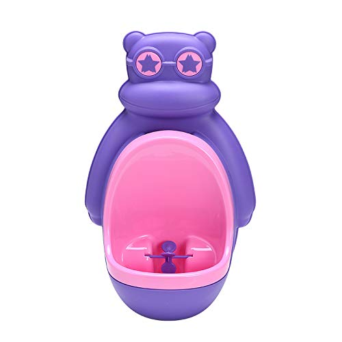 Autumn Water Separable Baby Boy Toilet Closet Suspensible Monkey Shape Boys Standing Urinals Pee Baby Boy Portable Potty for Kids Infant by Autumn Water