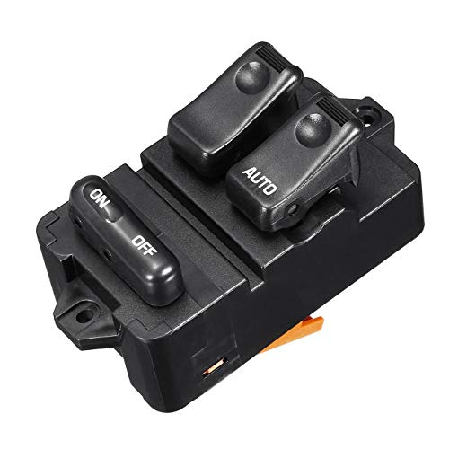 FayOK Car Styling Electric Power Window Master Control Switch ABS Compatible for - Abs Bongos