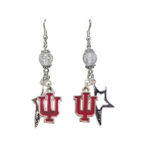 Indiana Hoosiers Glow Earrings