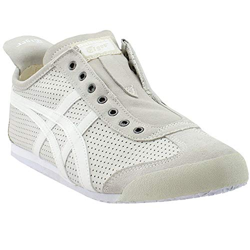 - Onitsuka Tiger by Asics Unisex Mexico 66 Slip-On White/White 13 M US