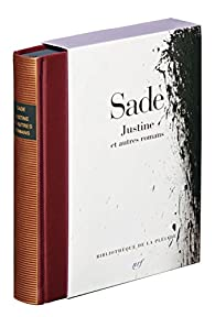 Justine et autres romans par Marquis de Sade