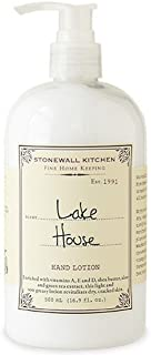 product image for Stonewall Kitchen Lake House Hand Lotion, 16.9 Ounces