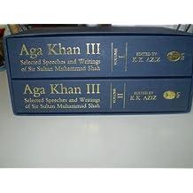 Aga Khan Iii 2vls Set Boxed