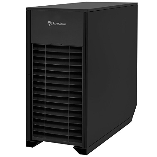 SilverStone Technology Mammoth Big Tower EATX Computer Case with Splash Resistance (SST-MM01B-V2)