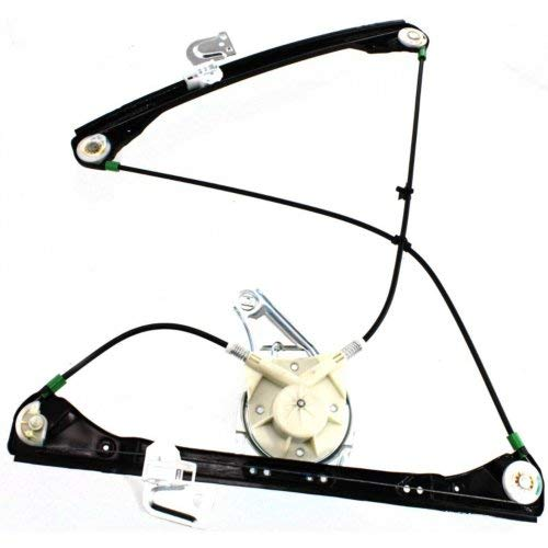 Garage-Pro Window Regulator for PONTIAC GRAND AM 99-05 FRONT LH Manual Coupe by Garage-Pro