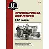 International Harvester IH *460 560 606 660 and 2606 Tractor I&T Service Repair Shop Manual IH-25