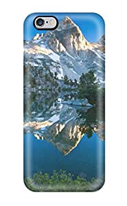 Attractive and Unique Awesom Case Cover Compatible With Iphone 6 Plus - Mountain Lake At HY_in Case