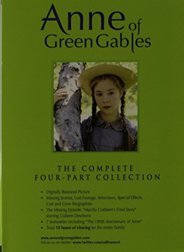 Anne of Green Gables: The Complete Four-Part Collection by Sullivan Entertainment