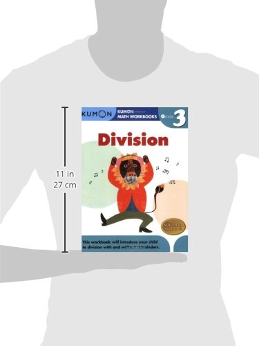 Grade 3 Division (Kumon Math Workbooks): Kumon Publishing, Kumon ...