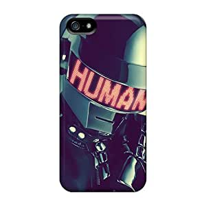 Awesome Case Cover/Iphone 6 plus Defender Case Cover(human Daft Punk)