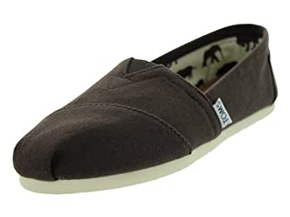 TOMS Women's TOMS CLASSICS CASUAL SHOES 9 (CHOCOLATE CANVAS) (B00L2JCUGK) | Amazon price tracker / tracking, Amazon price history charts, Amazon price watches, Amazon price drop alerts