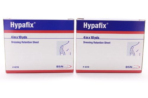 Nephew Hypafix Dressing - Hypafix Dressing Retention Sheet Roll 4