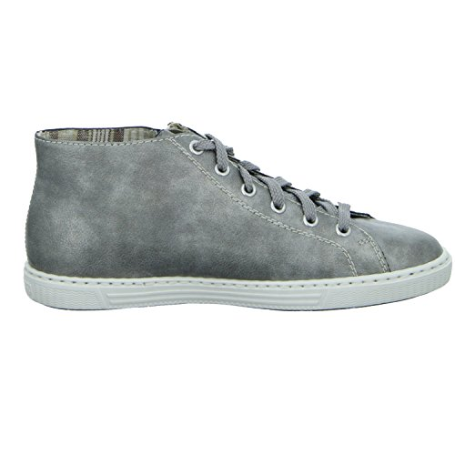 antique Donna L0933 grey 40 grey Scarpe Rieker antique stringate grigio dTqXTaw