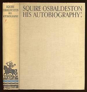 Squire Osbaldeston: His - Men Cuming
