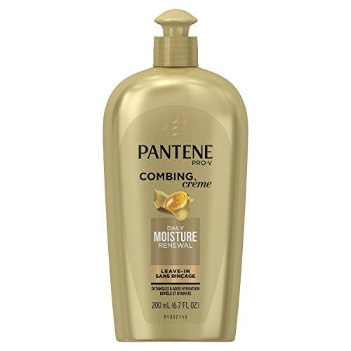 Pantene Daily Moisture Renewal Moisturizing Combing Cream, 6.7 fl oz