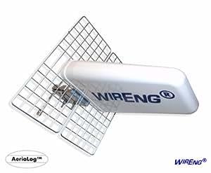 AeriaLog™ Ultra Wide Band 3G & 4G Outdoor External Antenna for Three E1756
