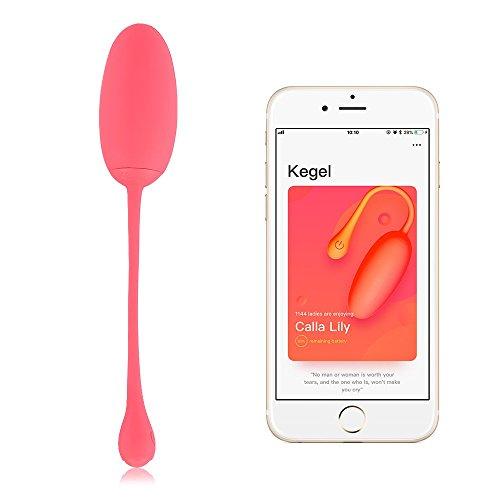 Kegel Exerciser – Kegel Weights Beginner Advance – Bladder Control Training Kit, Women Pelvic Floor Exercisers, Vaginal Tightening, Post Pregnancy Recovery Sexual Health
