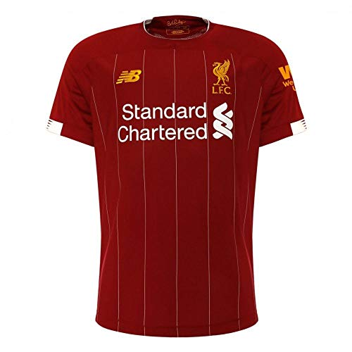 New Balance Liverpool Home Jersey 19/20 (Large) ()
