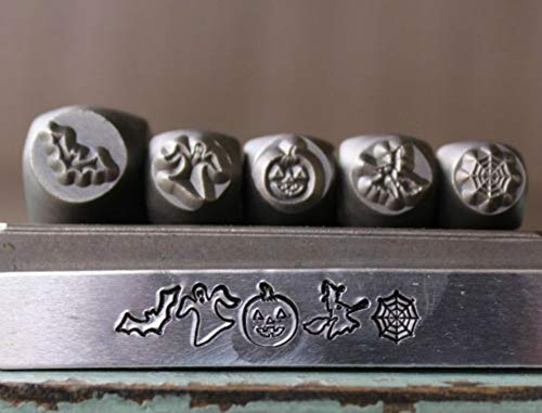 Brand New 5mm, 6mm and 7mm Halloween Metal