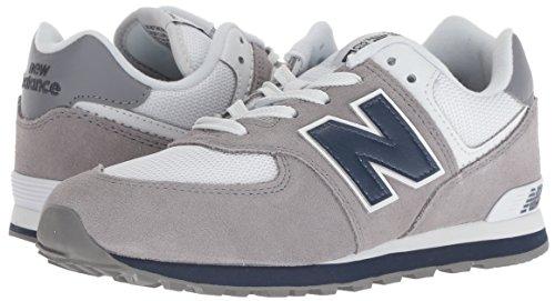 Sneaker – New Bambini Balance Grey Navy Unisex Gc574v1g EWTqz