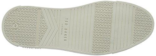 Ted Baker Cruuw, Sneaker Uomo Bianco (White #Ffffff)