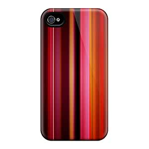 Hard Plastic Iphone 4/4s Case Back Cover,hot Abstract Graphics Create Postcard Case At Perfect Diy