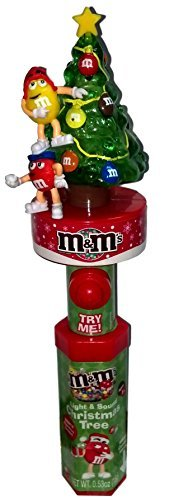 M & M Light and Sound Christmas Tree Lights Up & Plays Music 'THIS LISTING IS FOR ONE ITEM ONLY
