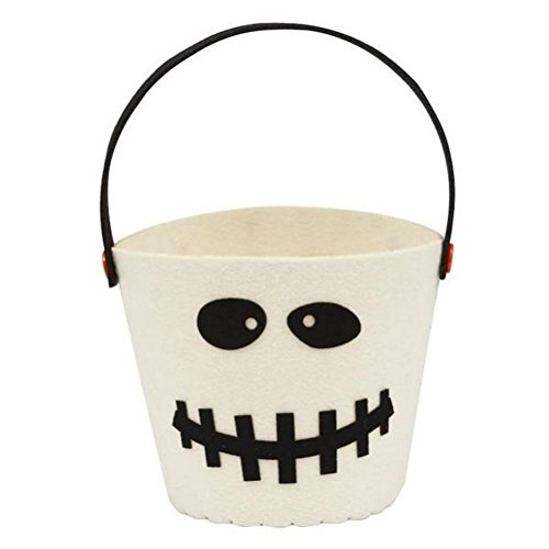 Boo! Spooky Friends Halloween Trick or Treat Bags - Ghost (Halloween Decor Hobby Lobby)