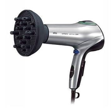 Braun - Secador de pelo SPI Satinpro 2200 ION: Amazon.es: Salud y cuidado personal