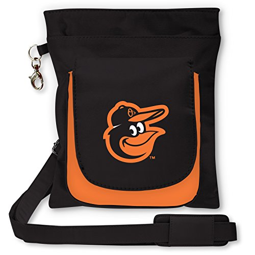 - MLB Baltimore Orioles Crossbody Purse-Handbag-Travel