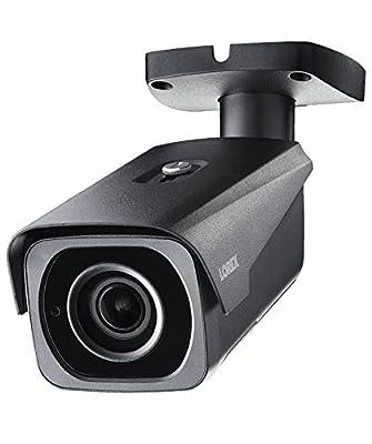 Lorex 8MP 4K IP Motorized Varifocal Zoom Bullet Security Camera LNB8973BW, 250ft IR Night Vision, 4x Zoom from Lorex