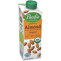 Pacific Foods Organic Almond Non-Dairy Beverage, Original, 8-Ounces