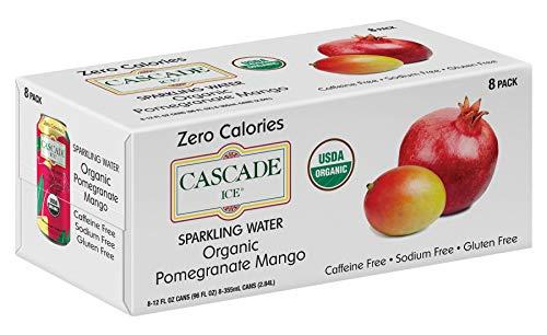 Cascade Ice Pomegranate Mango, 12 Fluid Ounce