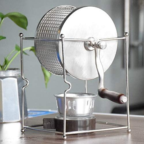 Dasing Machine à Cuire Les Grains de Café en Acier Inoxydable Bricolage TorréFacteur Manuel de Grains