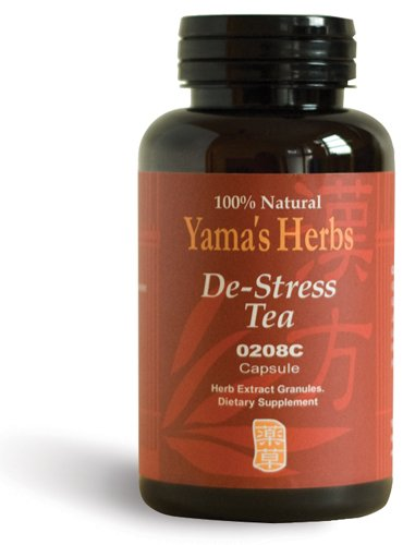 Libérese del estrés té - cápsulas tipo