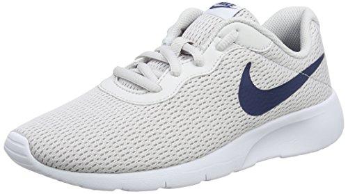 Nike Boys' Tanjun (Gs) Running Shoes Black (Vast Grey/Navy-white 015)