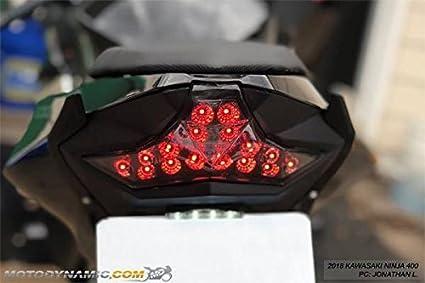Amazon.com: Kawasaki Ninja 400 Z400 2018 2019 Sequential LED ...