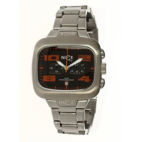 Nice Italy W1002pcb021001 Polo Bracciale Mens Watch