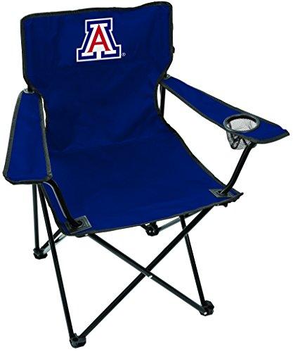 Rawlings NCAA Arizona Wildcats Unisex LP0056NCAA Game Changer Chair, Black, Adult