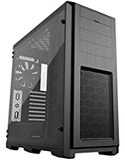 Phanteks Enthoo Pro TG Full ATX Chassis Integrated RGB Lighting Tempered Glass Side Panel Black (PH-ES614PTG_BK)