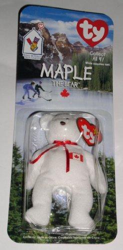 Mcdonalds House Ronald Mcdonald (Ty Teenie Beanie - Ronald McDonald House Charities - Maple The Bear)