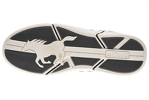 Mustang Mens 4122-303-20 Sneaker Grigio Scuro