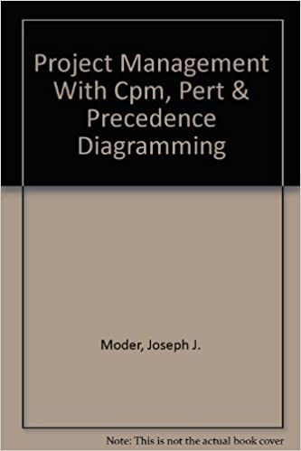 Amazon project management with cpm pert precedence project management with cpm pert precedence diagramming 3rd edition ccuart Gallery