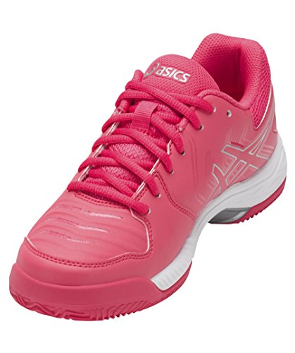 White Mujer Silver game Para De Zapatillas 6 Gel Clay 1993 Tenis Red Asics gxPw4qpOa