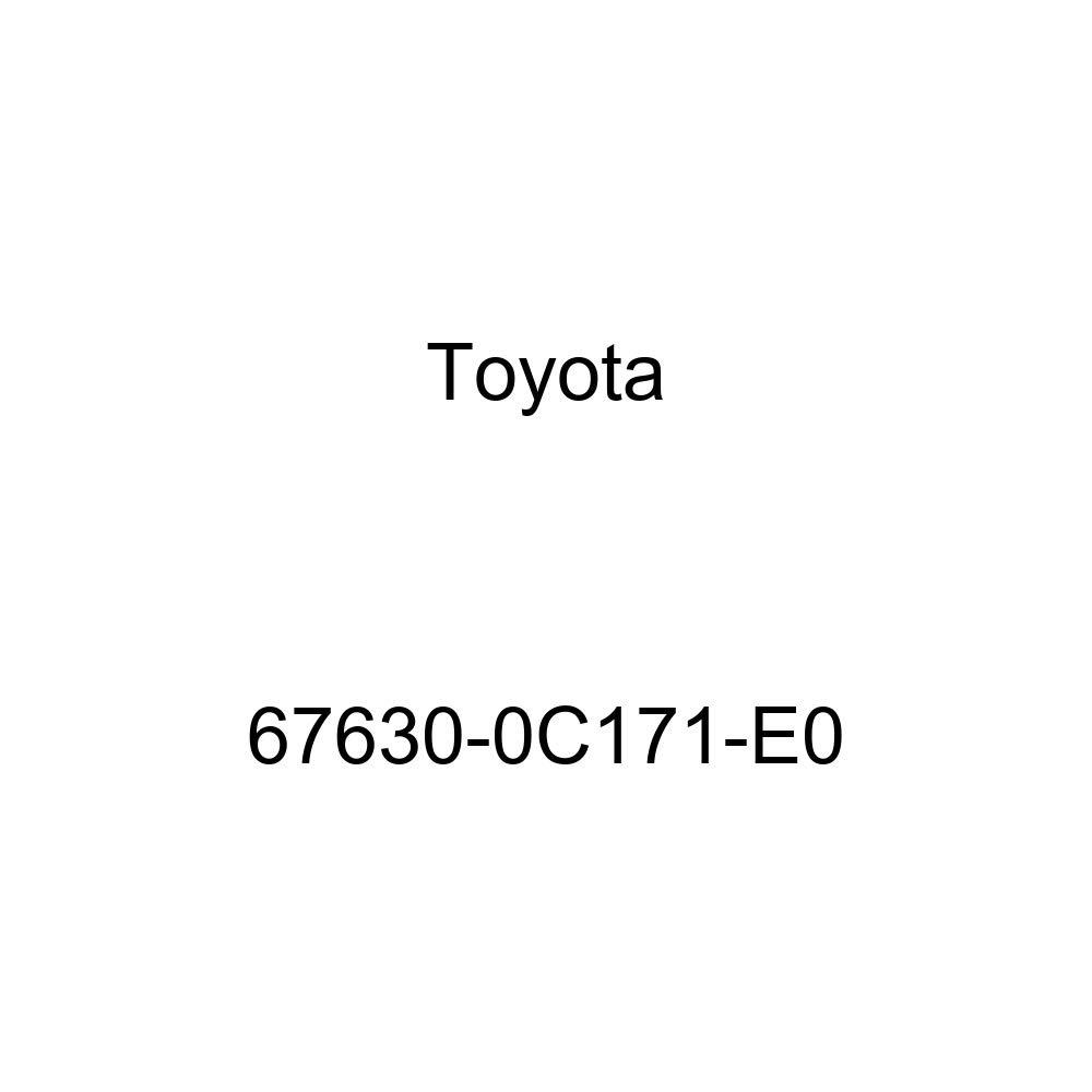 Genuine Toyota 67630-0C171-E0 Door Trim Board