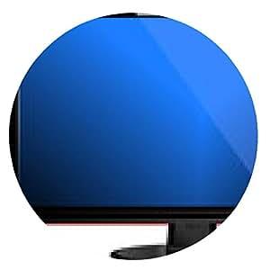 alfombrilla de ratón pantalla de televisión - ronda - 20cm