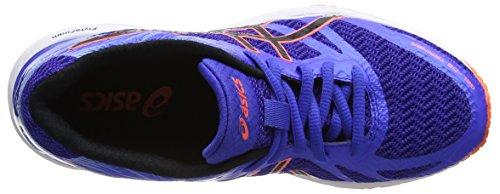 Coral DS Gymnastique Violet Black Purple Chaussures Trainer 22 Blue Gel Femme Asics de Flash pwARqORn
