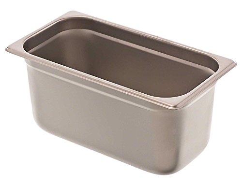 "Browne 6"" Third-Size Steam Table Pan"