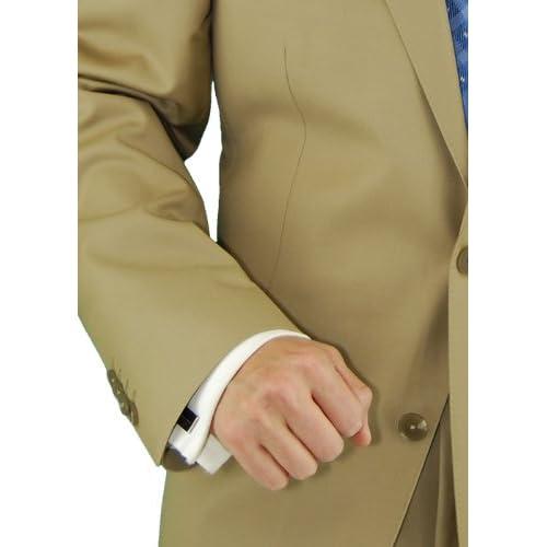 2 Button Men Suit Nano Luxury Technology Vantage Wool Technical Stretch