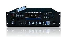 FALCON AVK7000DVD Amp 1200 watts Audio Amplifier + DVD Player MP3 & AM/FM Tuner